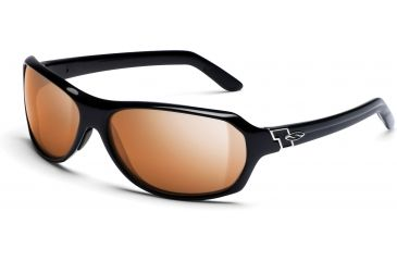 Smith Optics Capital Sunglasses with Black Frame and Polarchromic Copper Mirror lenses