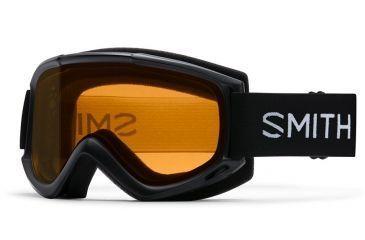 a14f620716 Smith Optics Cascade Classic Goggles - Black Frame