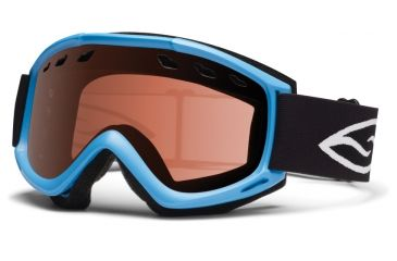 Smith Optics Cascade (New) Goggles - Cyan Frame, Rc36 Lenses CS3ECY12