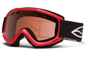 Smith Optics Cascade (New) Goggles - Fire Frame, Rc36 Lenses CS3EFR12