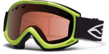 Smith Optics Cascade (New) Goggles - Lime Frame, Rc36 Lenses CS3ELM12