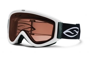 Smith Optics Cascade Goggles - White Frame, RC36 Lens