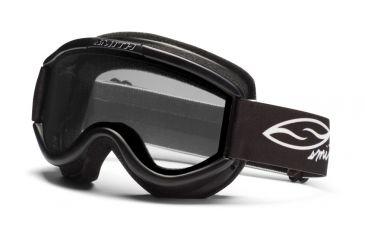 Smith Optics Challenger Otg Goggles - Black Frame, Clear Lenses CH2CBK12