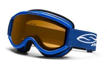 Smith Optics Challenger Otg Goggles - Blue Frame, Gold Lenses CH2GBL12