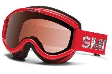 Smith Optics Challenger Otg Goggles - Red Fader Frame, Rc36 Lenses CH2EDF12
