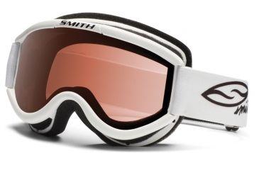 Smith Optics Challenger Otg Goggles - White Frame, Rc36 Lenses CH2EWT12