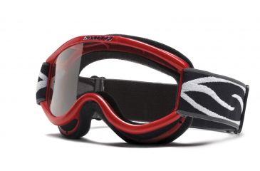 Smith Optics SME Goggles - Red Frame