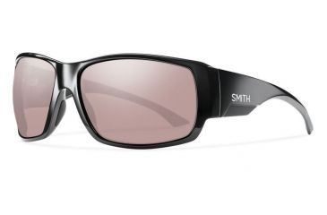 908ff24992 Smith Optics Dockside Sunglasses Black Polarchromic Ignitor ChromaPop  Lenses DCRPPIGBK