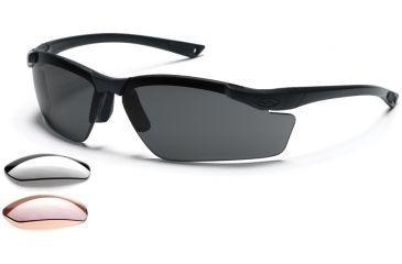 cc99949bd2 Smith Optics Elite Factor Max Range Kit - Tactical Sunglasses w  3 lenses