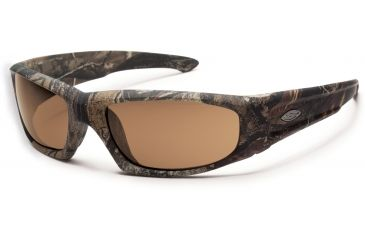 Smith Optics Elite Hudson Tactical Sunglasses, Realtree A/P, Polar Brown HUTPPBRAP