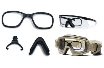e82e18c1c2e Smith Elite Goggle Eyeshield Interchangeable Rx System