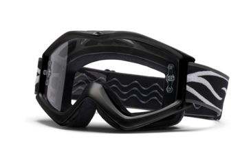 Smith Optics Evo MotoSport Goggles - Black