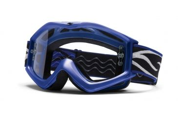 Smith Optics Evo MotoSport Goggles - Blue