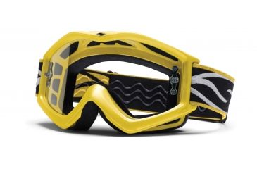 Smith Optics Evo MotoSport Goggles - Yellow