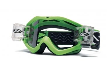 Smith Optics Evo Goggles Racer Pack - Green