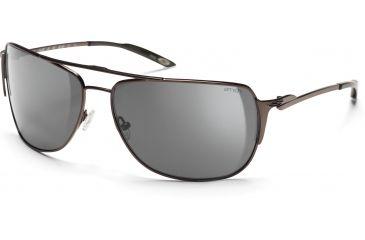 Smith Optics Foley Sunglasses - Gunmetal Frames, Gray Lenses