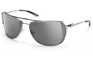 Smith Optics Foley Sunglasses - Silver Frames, Gray Lenses