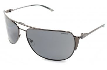 Smith Optics Foley Sunglasses - Gunmetal Frames, Polarized Gray Lenses FOPPGYGM