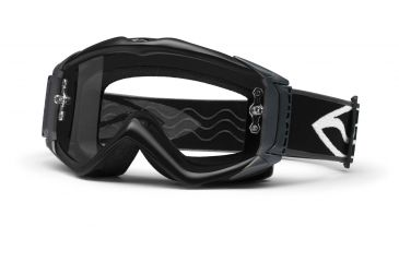 Smith Optics Fuel Goggles - Black