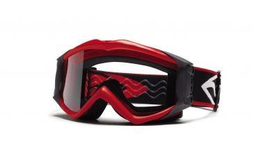 Smith Optics Fuel Goggles - Red