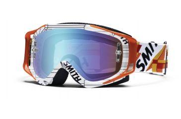 Smith Optics Fuel V.2 Goggles - Air Retro frame
