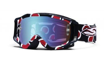 Smith Optics Fuel V.2 Goggles - Black Red Dots