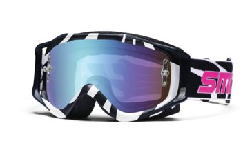 Smith Optics Fuel V.2 Goggles - Black Zebrah