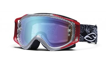 Smith Optics Fuel V.2 Goggles - Day of the Dead Black