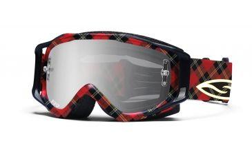 Smith Optics Fuel V.2 Goggles - Pastrana Red