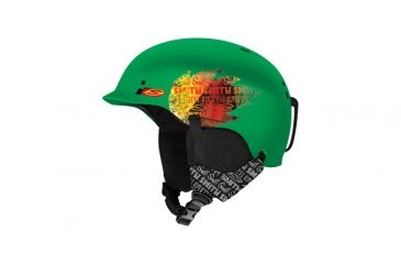 Smith Optics Gage Junior Helmet, Irie Fader, Youth Medium H13-GJIFYM