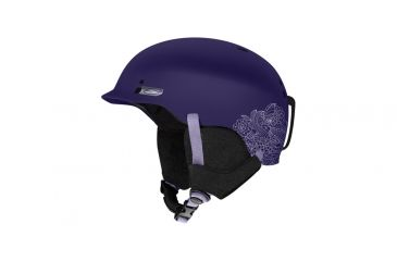 Smith Optics Gage Junior Helmet, Violet Jolene, Youth Medium H13-GJVJYM