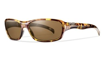 Smith Optics Heyday Sunglasses - Vintage Tortoise Frame, Polarized Brown Lenses HYPPBRTT