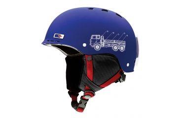 Smith Optics Holt Junior Snow Helmet - Blue GoTech