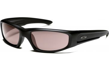 Smith Optics Hudson Tactical Sunglasses - Black frame, Ignitor lens