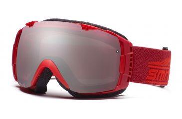 Smith I/O Goggles, Ember Legacy, Ignitor Mirror And Red Sensor Mirror Lenses IO7IEL11