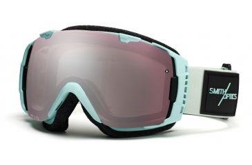 Smith I/O Goggles, Mint Truetype, Ignitor Mirror And Sensor Mirror Lenses IO7IMTT11