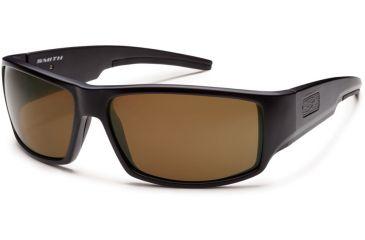 4f26f59882 Smith Elite Lockwood Tactical Sunglasses - Polarized Brown