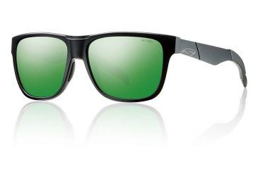Smith Optics Lowdown sg, Matte Black/grn Sol-X carb TLT lens LDPCGMBK