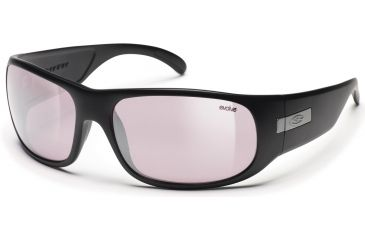 Smith Optics Mogul Sunglasses with Matte Black Evolve frames and Ignitor tinted lenses