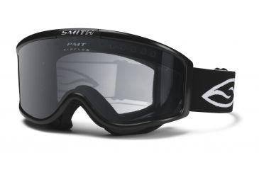 ski goggles over glasses women