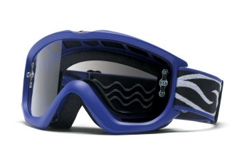 Smith Optics Option OTG LST Goggles - Blue
