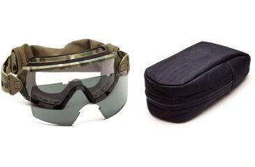 Smith Elite Outside The Wire Goggles w/ Gray Spare Lens, Multicam OTW01MC12-2R