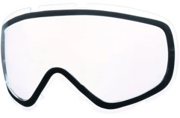 Smith Optics Outside The Wire Replacement Lenses Clear 50 Pack Otw01c 50