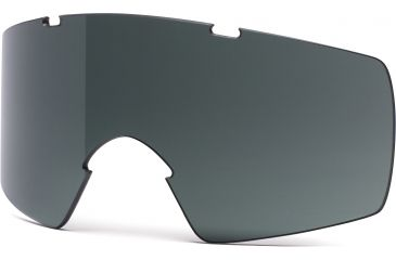 Smith Optics Outside the Wire Eyeshield - Gray replacement lens
