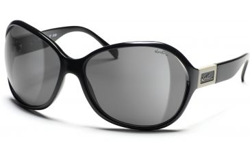 Smith Optics Palace Sunglasses - Black Frames, Gray Lenses