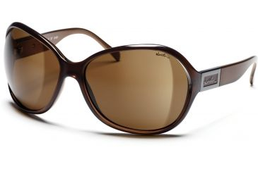Smith Optics Palace Sunglasses - Metal Brown Frames, Brown Lenses