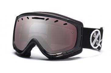 Smith Phenom Goggles, Black One Percenter, Ignitor Mirror PH6IKP11