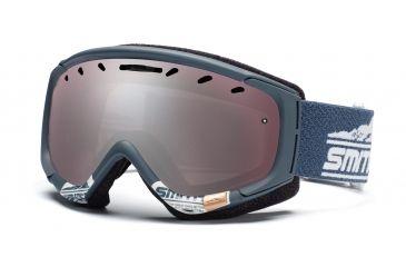 Smith Phenom Goggles, Glacier Gray Legacy, Ignitor Mirror PH6IGL11