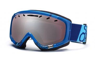 Smith Phenom Goggles, Lyon Blue Team, Ignitor Mirror PH6IBT11