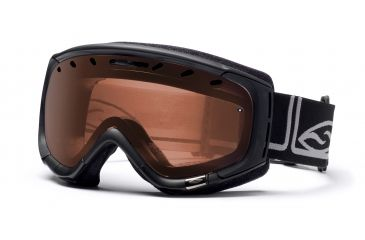Smith Optics Phenom Goggles - Black Foundation frame - Polar Rose Copper Lens
